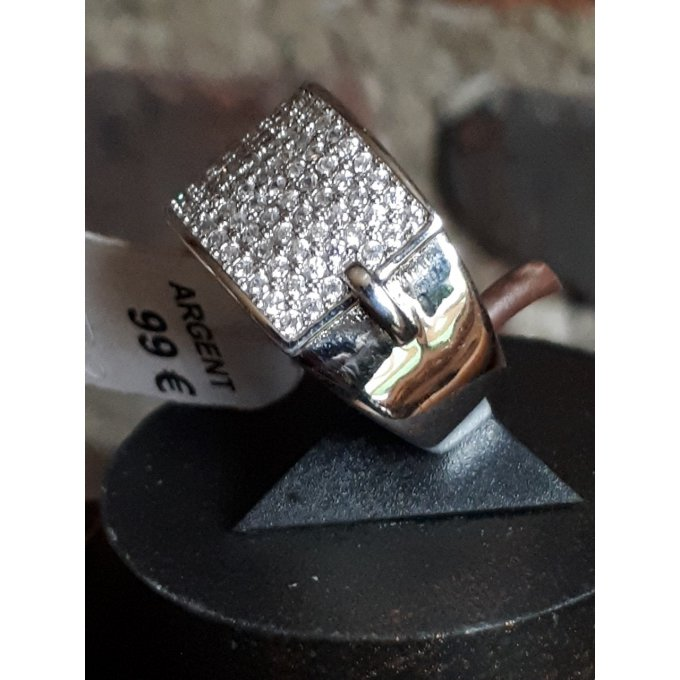 Bague a 78 brillants T11/51