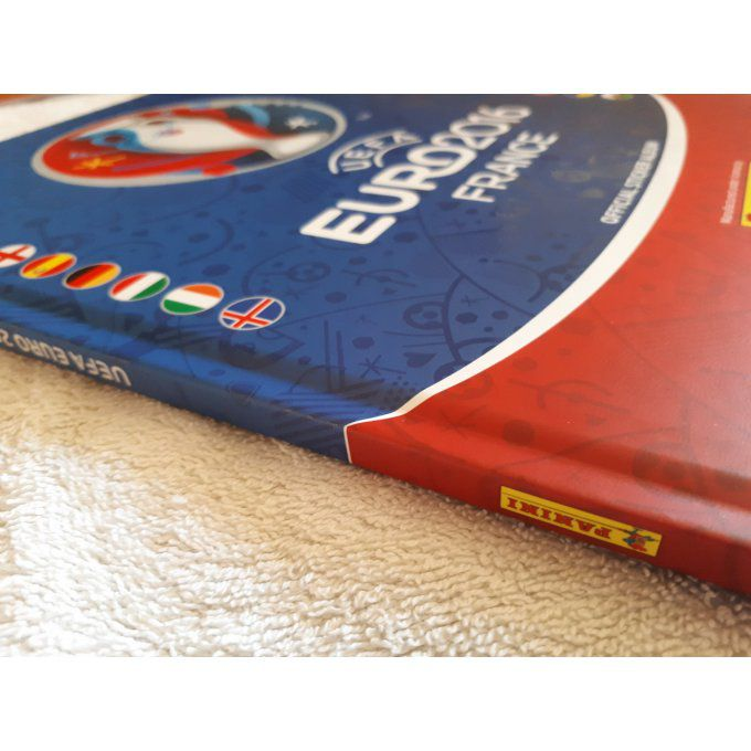 Panini Album vide Euro 2016 Hard Cover (D)