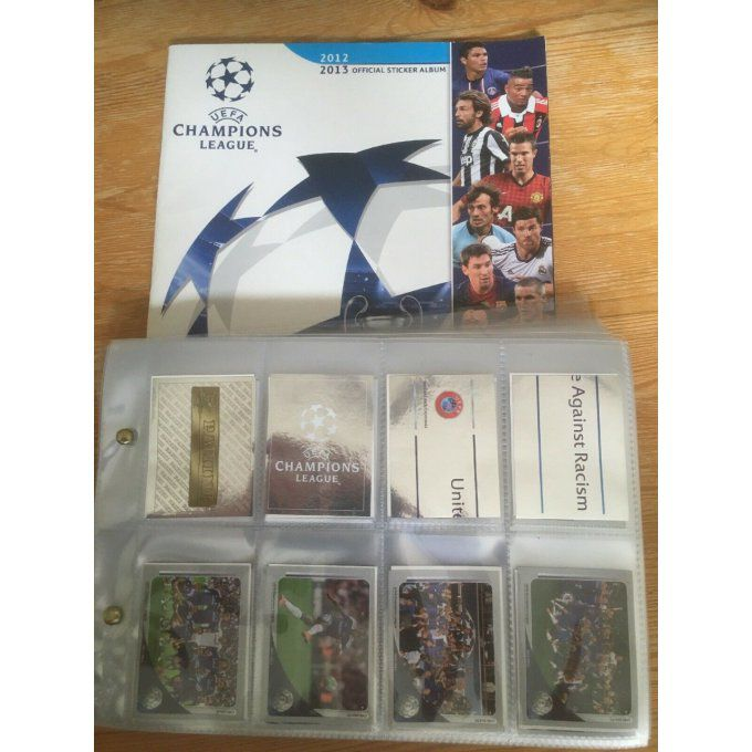 Champions League 2012/2013 set complet