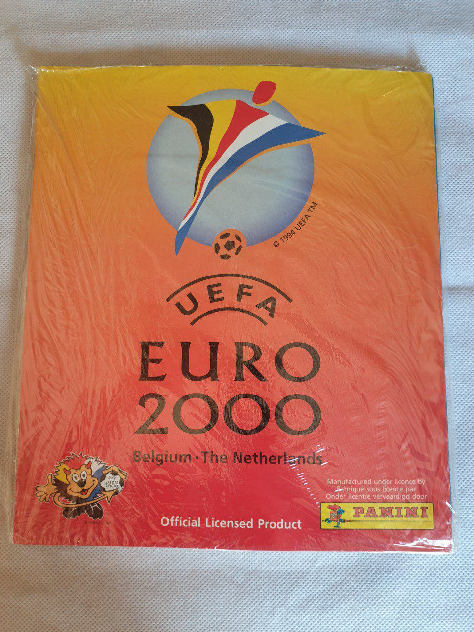 Panini Euro 2000 Set complet 358 images Factory